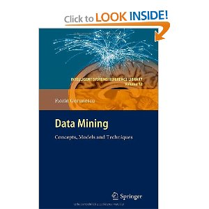 Data Mining Concepts, Models and Techniques (Intelligent Systems Reference Library)2011