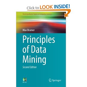 Principles of Data Mining (Undergraduate Topics in Computer Science)2013