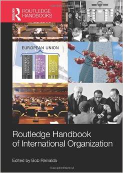 Routledge Handbook of International Organization (Routledge Handbooks)