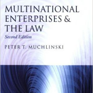 Multinational Enterprises and the Law (Oxford International Law Library) 2nd Edition-www.globyte.ir-گلوبایت