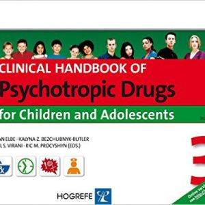 گلوبایت - www.globyte.ir-Clinical Handbook of Psychotropic Drugs for Children and Adolescents 3rd, completel