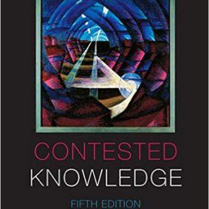 گلوبایت - www.globyte.ir-Contested Knowledge Social Theory Today 5th Edition by Steven Seidman