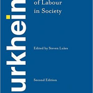 گلوبایت - www.globyte.ir-Durkheim The Division of Labour in Society Paperback – ۲۰۱۳