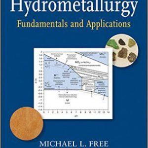 گلوبایت - www.globyte.ir-Hydrometallurgy Fundamentals and Applications 1st Edition