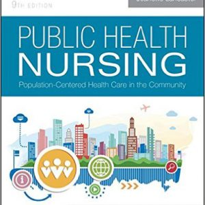 گلوبایت - www.globyte.ir-Public Health Nursing Population-Centered Health Care in the Community, 9e 9th Edition by Marcia Stanhope RN DSN FAAN, Jeanette Lancaster RN PhD FAAN