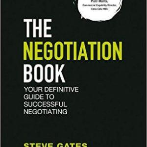 گلوبایت - www.globyte.ir-The Negotiation Book Your Definitive Guide to Successful Negotiating Paperback – December 2, 2015