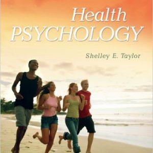 Health Psychology 9th Editionby Shelley Taylor-گلوبایت کتاب-www.Globyte.ir