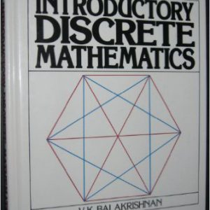 Introductory Discrete Mathematicsby V. K. Balakrishnan-گلوبایت کتاب-www.Globyte.ir