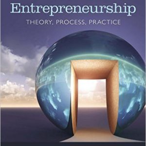 Entrepreneurship-Theory, Process, and Practice 10th Editionby Donald F. Kuratko-گلوبایت کتاب-www.Globyte.ir