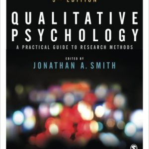 Qualitative Psychology- A Practical Guide to Research Methods 3rd Editionby Jonathan A Smith-گلوبایت کتاب-www.Globyte.ir