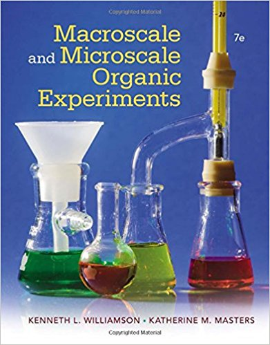 Macroscale and Microscale Organic Experiments 7th Editionby Kenneth L. Williamson, Katherine M. Masters -گلوبایت کتاب-www.Globyte.ir