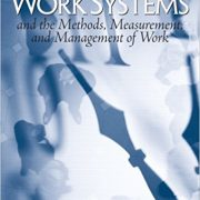 Work Systems- The Methods, Measurement & Management of Work 1st Editionby Mikell P. Groover-گلوبایت کتاب-www.Globyte.ir