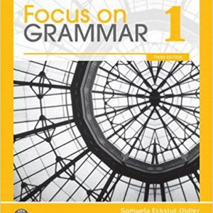 Focus on Grammar 1 Workbook 3rd Editionby SCHOENBERG-گلوبایت کتاب-www.Globyte.ir