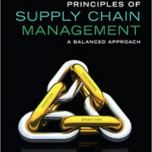 Principles of Supply Chain Management- A Balanced Approach 4th Editionby Joel D. Wisner , Keah-Choon Tan, G. Keong Leong-گلوبایت کتاب-www.Globyte.ir