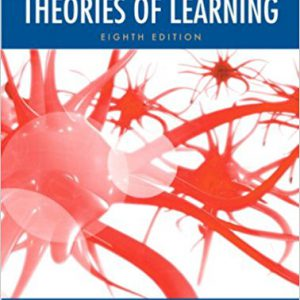 Introduction to the Theories of Learning (8th Edition) 8th Editionby Matthew H. Olson , B.R. H. Hergenhahn Ph.D. Professor Emeritus-گلوبایت کتاب-www.Globyte.ir