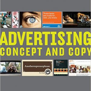 Advertising- Concept and Copy (Third Edition) 3rd Editionby George Felton-گلوبایت کتاب-www.Globyte.ir