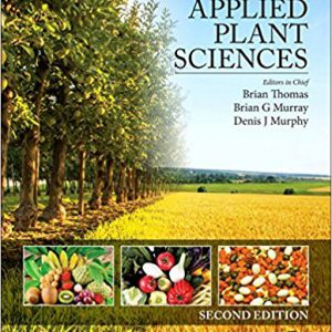 Encyclopedia of Applied Plant Sciences, Second Edition 2nd Editionby Brian Thomas, Denis J Murphy, Brian G Murray-گلوبایت کتاب-www.Globyte.ir
