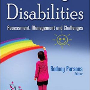 Learning Disabilities-Assessment, Management and Challenges (Psychiatry-Theory, Applications and Treatments) 1st Editionby Rodney Parsons-گلوبایت کتاب-www.Globyte.ir