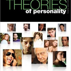 Theories of Personality (PSY 235 Theories of Personality) 10th Editionby Duane P. Schultz, Sydney Ellen Schultz-گلوبایت کتاب-www.Globyte.ir