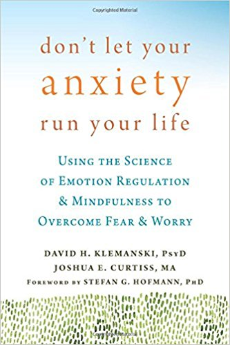 Don't Let Your Anxiety