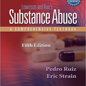 Lowinson and Ruiz's Substance