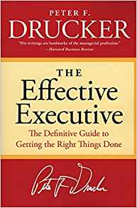 The Effective Executive-The Definitive Guide to Getting the Right Things Done (Harperbusiness Essentials) Paperback – January 3, 2006by Peter F. Drucker-گلوبایت کتاب-www.Globyte.ir