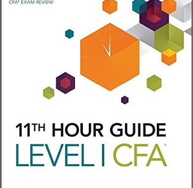 Wiley 11th Hour Guide for 2015 Level I CFA 1st Edition
