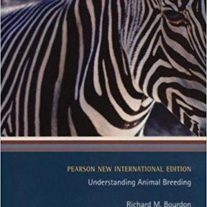 اصلاح نژاد دام-Breeding -Understanding Animal Breeding by Bourdon, Richard M. (2013) Paperback