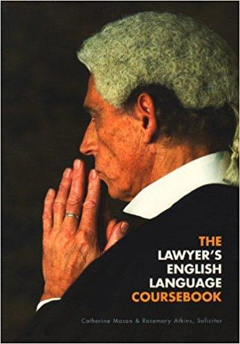 The Lawyer's English Language