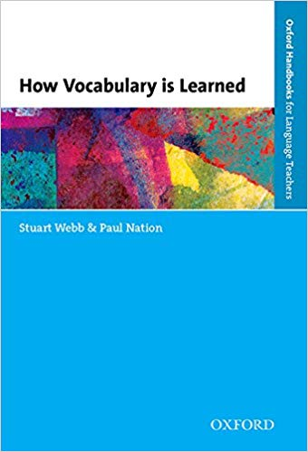 How Vocabulary Is Learned Paperback