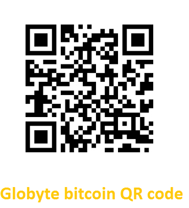 Globyte-bitcoin-QRcode