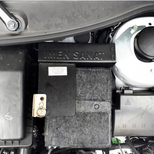 محافظ کامپیوتر و باتری 206 207 رانا با پیچ ضد سرقت