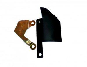 محافظ سیم کاپوت و محافظ قفل کاپوت 206 بهمراه نصب در محل