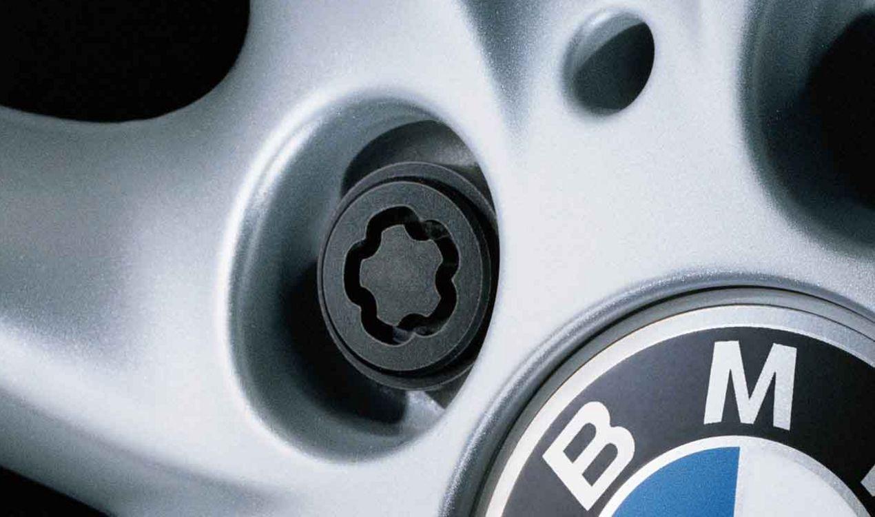 قفل رینگ خودرو