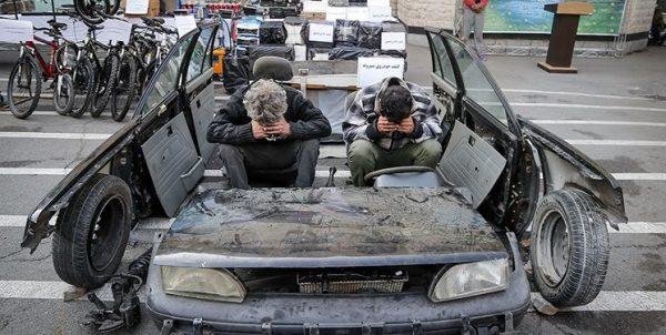 چه قسمت هایی از خودرو بیشتر مورد سرقت قرار میگیرد و چه ارزشی دارد و راه چاره چیست؟