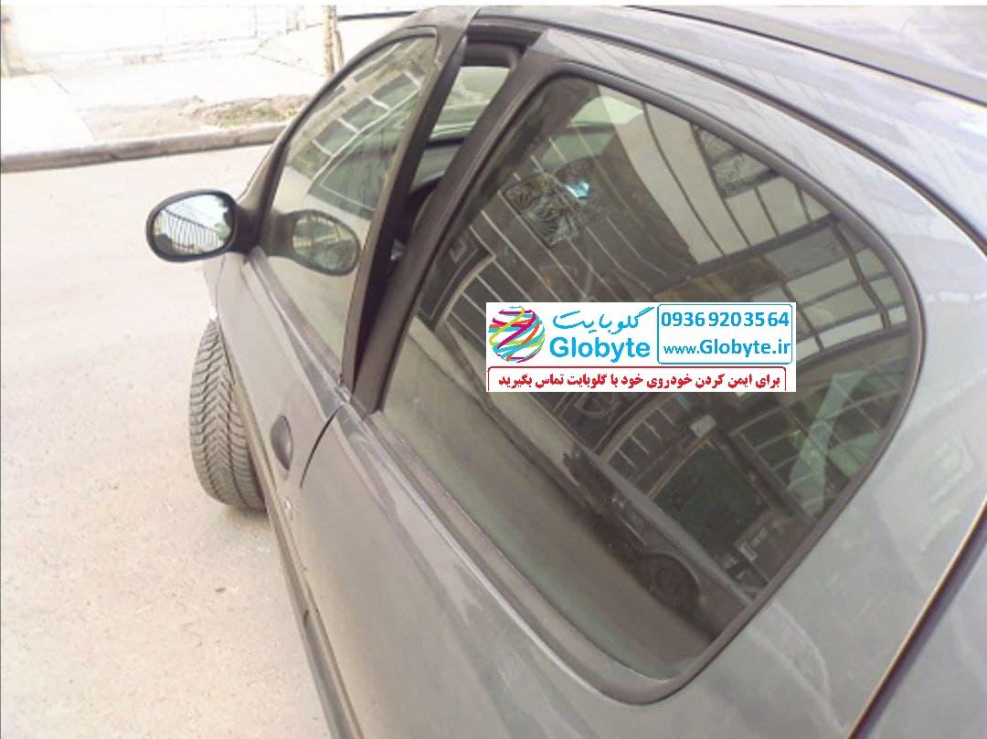 تصاویر سرقت از خودرو در ایران